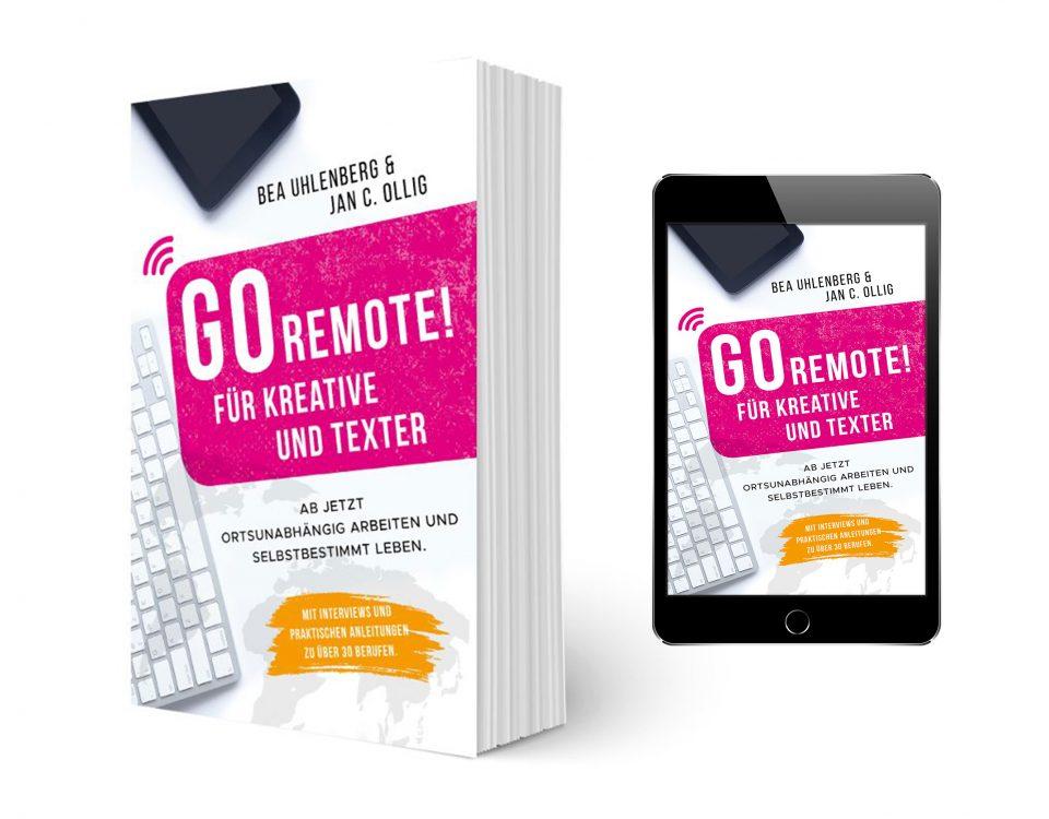 Go Remote! Für Kreative und Texter